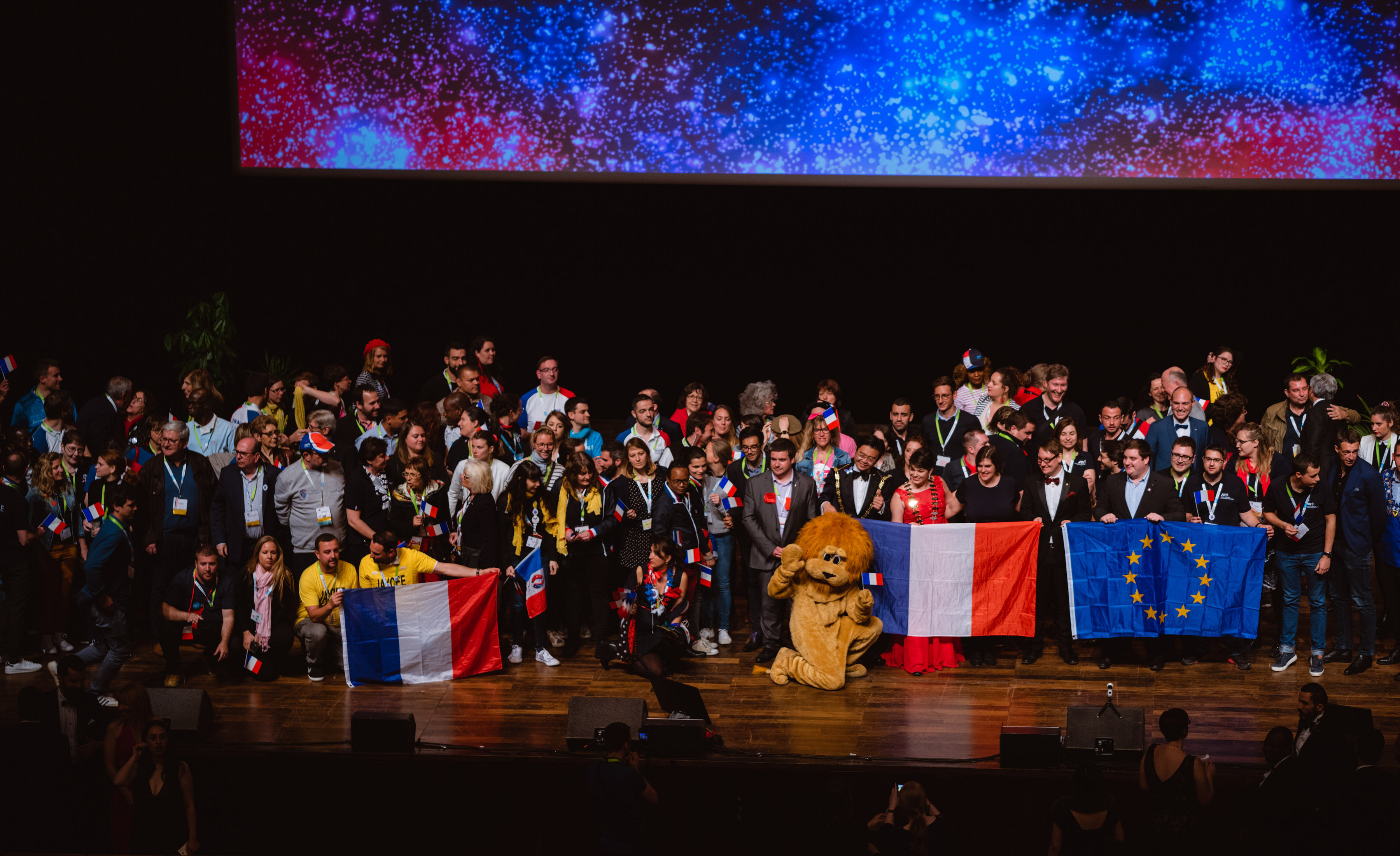 Shattering Expectations at the JCI European Conference